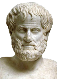Description=Aristotle(384-322 BC) Bust White Source=jlorenz1 Date=12.4.2007 Author=jlorenz1 Permission= other_versions